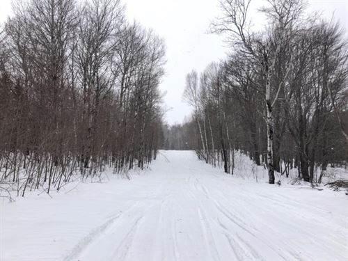 17.09 Acres Co Rd 492 Mls 1113137 : Marquette : Michigan