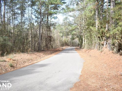 East Feliciana Rural Homesite : Clinton : East Feliciana Parish : Louisiana