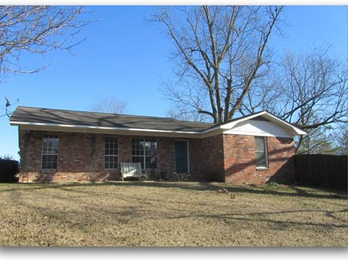 1.5 Acres With A Home In Choctaw CO : Ackerman : Choctaw County : Mississippi