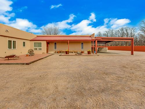 Updated Country Home In-Law : Mesilla Park : Dona Ana County : New Mexico