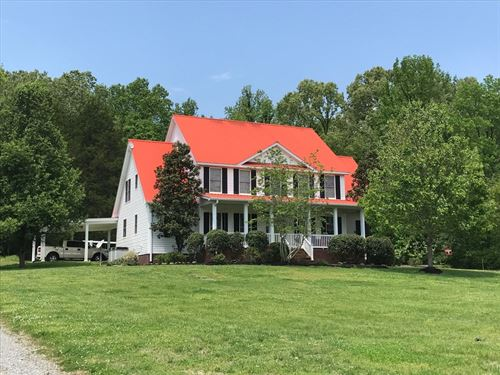 Country Home In Middle Tennessee : Centerville : Hickman County : Tennessee