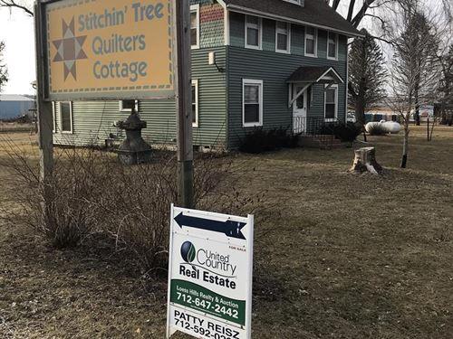 Acreage, Woodbine, Harrison Co, IA : Woodbine : Harrison County : Iowa