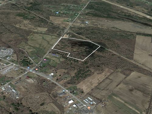 Large Acreage Priced To Sell : Phoenix : Oswego County : New York