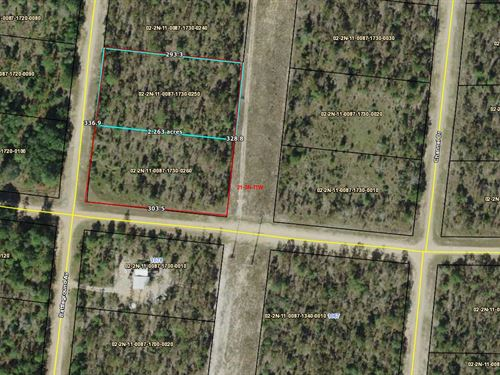 Compass Lakes Building Lot : Alford : Jackson County : Florida