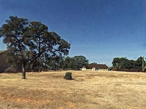 .3 Acre Lot Near Lake California : Cottonw : Tehama County : California