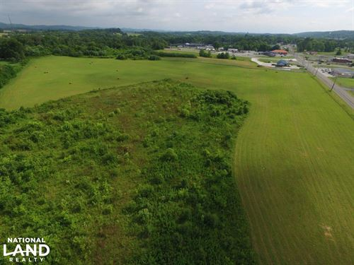Madisonville Hwy Development Tract : Madisonville : Monroe County : Tennessee