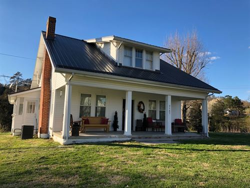 Gorgeous, Craftsman Style Home : Russellville : Hamblen County : Tennessee