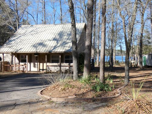 Lakefront Home Affordable East : Hawkins : Wood County : Texas