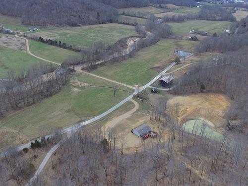 Kentucky Farm : Liberty : Casey County : Kentucky