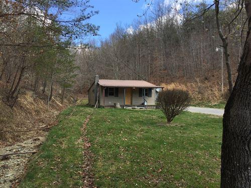 Cabin in Kentucky : Liberty : Casey County : Kentucky