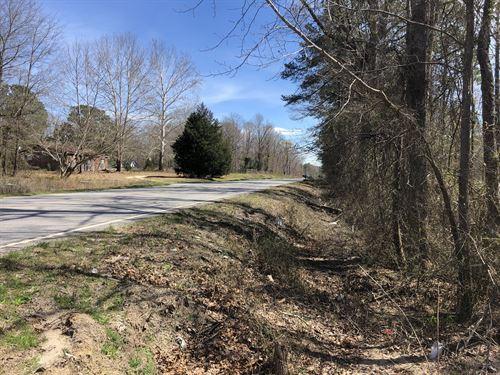 98.20 Acres in Lugoff, SC : Lugoff : Kershaw County : South Carolina
