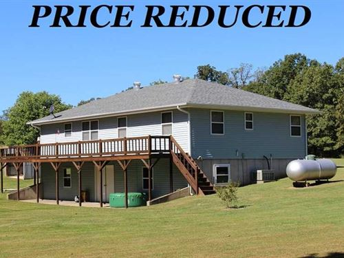 Price Reduced, Gentle 79 Acre CO : Stover : Morgan County : Missouri