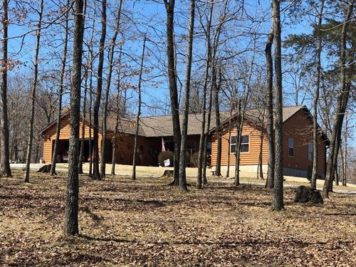 Very Classy Country Home Missouri : Doniphan : Ripley County : Missouri