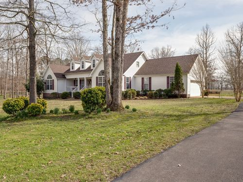 Country Home, Lewis County : Hohenwald : Maury County : Tennessee