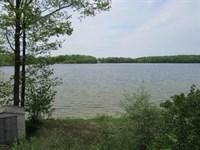 Oxbow Lake Waterfront Lot : Scottville : Mason County : Michigan