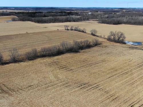 Mostly Prime Farmland/Site To Build : Lima : Rock County : Wisconsin