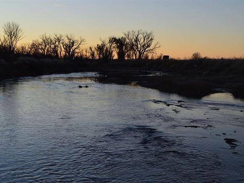 Witt's Rio Vista Ranch : Lamar : Prowers County : Colorado