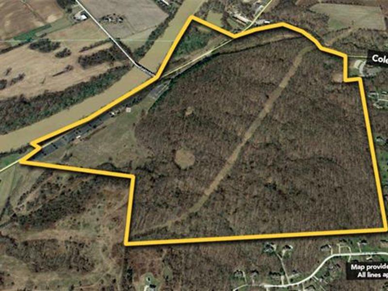 Approximately 229.589 Acres of : Cincinnati : Hamilton County : Ohio