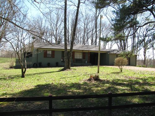 Country Home Tn, Very Private : Savannah : Hardin County : Tennessee