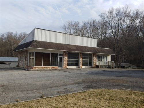 Potential Car Sales Business : Shawsville : Montgomery County : Virginia