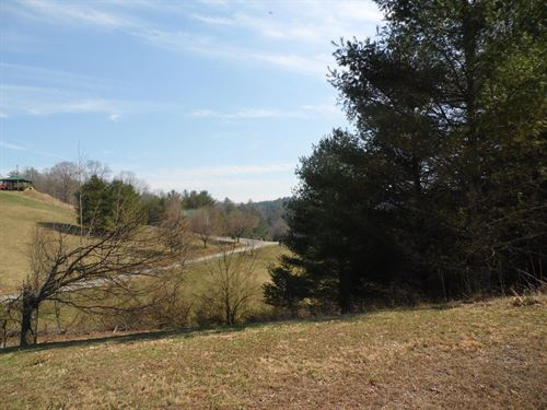 Building Lot Two River Country 2.02 : Piney Creek : Alleghany County : North Carolina