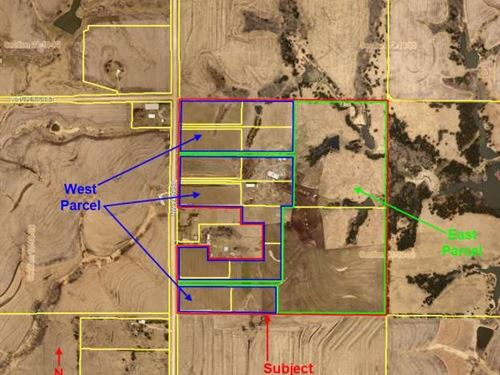 145 Acres Previously Platted : Lincoln : Lancaster County : Nebraska