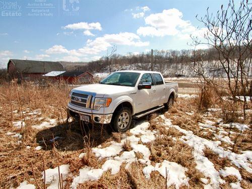 Big Buck Madhouse Richland County : Cazenovia : Richland County : Wisconsin
