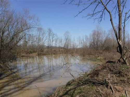 39.5 Acres of Recreational And Dev : Bigelow : Perry County : Arkansas