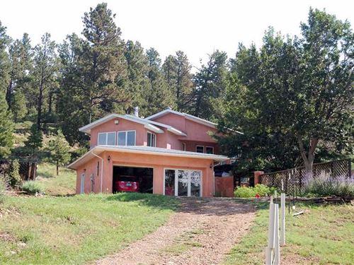 Sapello River Farm And Home : Sapello : San Miguel County : New Mexico