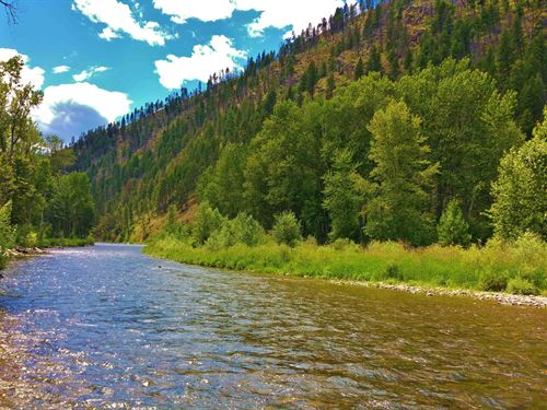 Western Montana Blue Ribbon Rock Cr : Missoula : Granite County : Montana