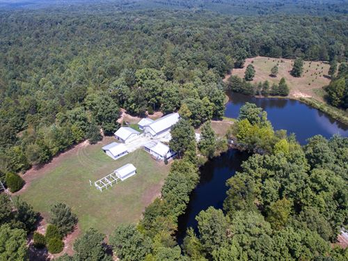 628 Acre Farm 1 Hr From Nashville : Nunnelly : Hickman County : Tennessee