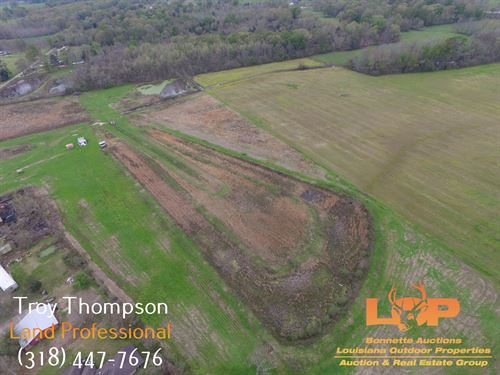 20.74 Acres Avoyelles : Marksville : Avoyelles Parish : Louisiana