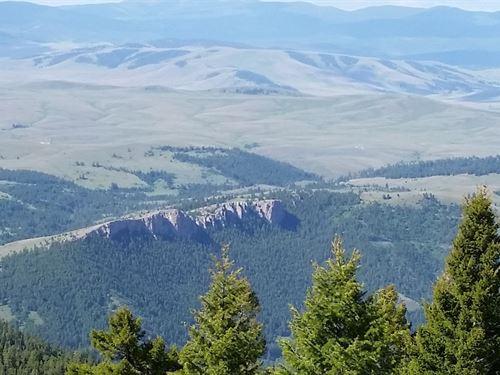 Western Montana 160 Acres Adjacent : Drummond : Granite County : Montana