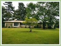 40 Acres Ranch Home in Quitman : Quitman : Cleburne County : Arkansas