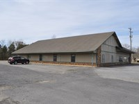 Commercial Buildings And Land : Bee Branch : Van Buren County : Arkansas