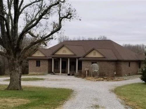 Custom Built Craftsman Home 129 : Elk Creek : Texas County : Missouri