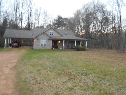 Home 5.51 Acres Franklin County : McCall Creek : Lincoln County : Mississippi