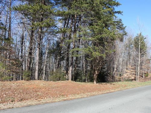 Lot in Franklin County, VA : Moneta : Franklin County : Virginia