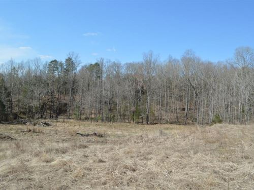 33 Acres Conveniently Located : Gaffney : Cherokee County : South Carolina