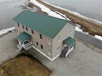 Stevens Duck Lodge : Unionville : Tuscola County : Michigan