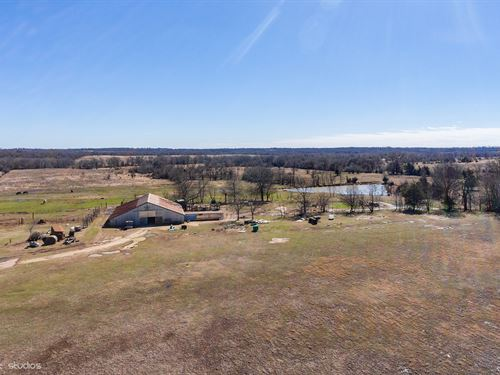 Prime 200 Acres : Bennington : Bryan County : Oklahoma