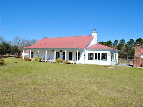 Colston Farm : Ehrhardt : Bamberg County : South Carolina