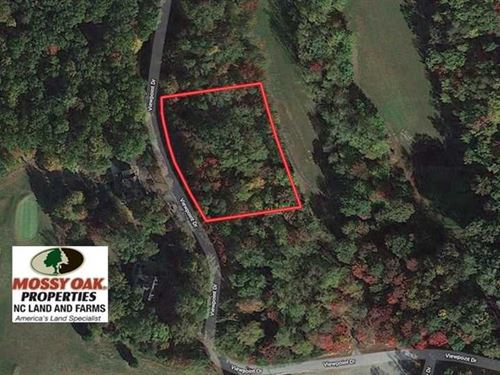 1 Acre Of Residential Land For : Traphill : Wilkes County : North Carolina