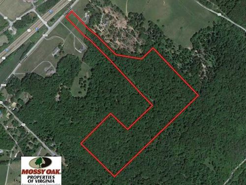 40 Acres of Residential And Huntin : Buchanan : Botetourt County : Virginia