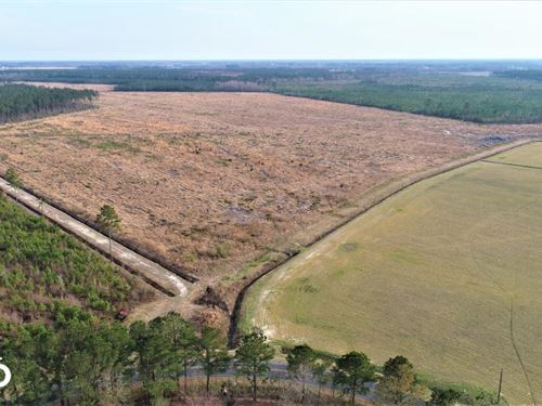 Roberson Homesite With Acreage : Kinston : Lenoir County : North Carolina