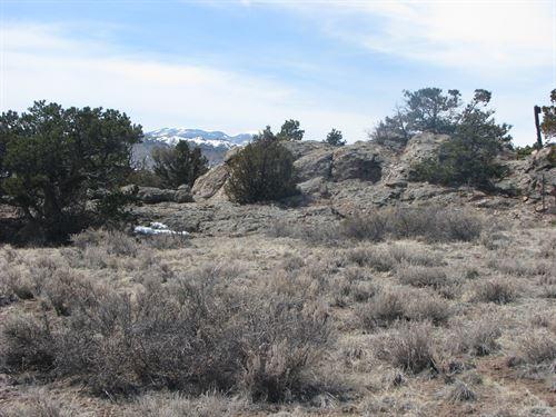 South Central Land For Sale : Del Norte : Rio Grande County : Colorado
