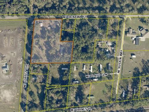 Income Producing Property : Lake City : Columbia County : Florida
