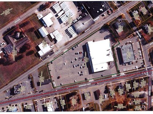 High Traffic 4 Acre Commercial : Sayre : Bradford County : Pennsylvania