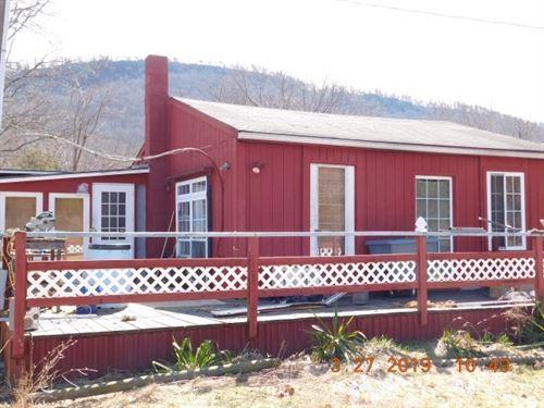 Cabin Riverfront Property, Delray : Delray : Hampshire County : West Virginia