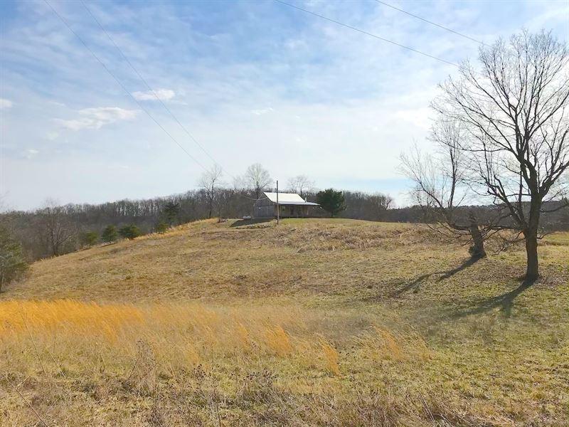 Pumpkintown Rd, 80 Acres : Patriot : Gallia County : Ohio